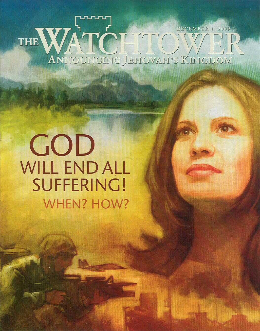 Jehovah witnesses fondo de pantalla with anime entitled Watch Tower