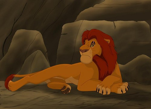 What if Mufasa was scar