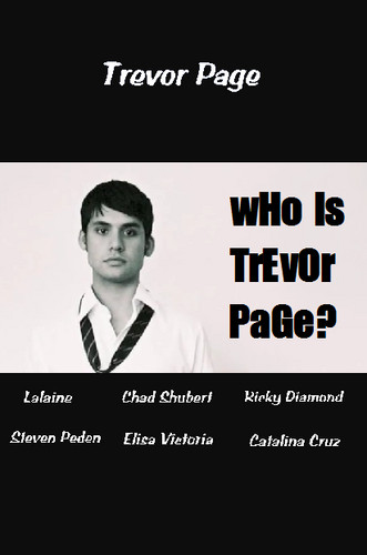 Who Is Trevor Page?