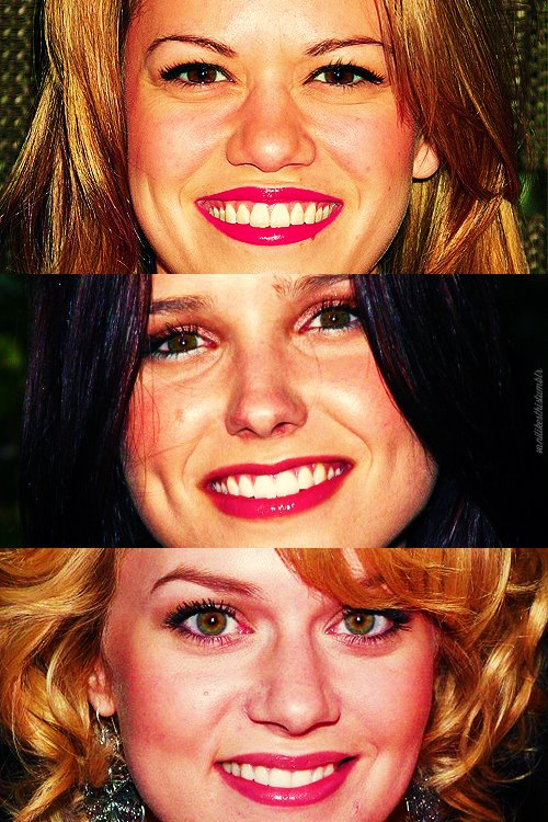 Who as the best smile???