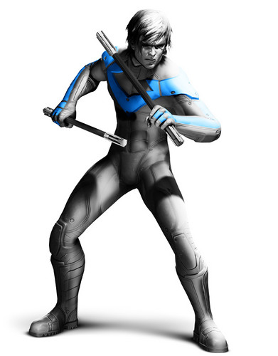 Why can't YJI Nightwing look like this? - young-justice Photo