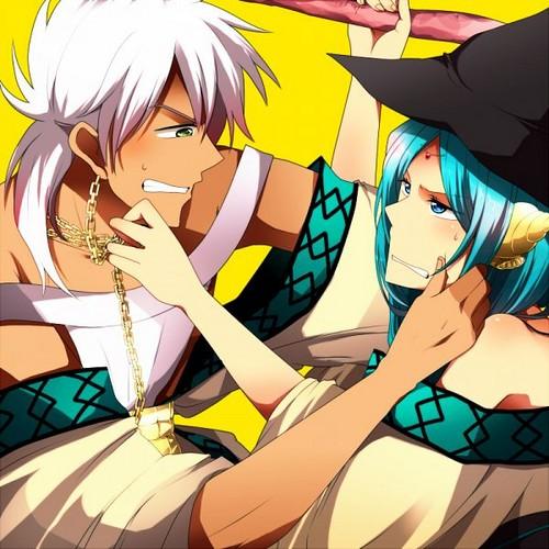 Yamuraiha & Sharrkan
