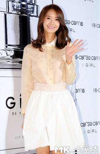 Yoona @ Girl Launching Party