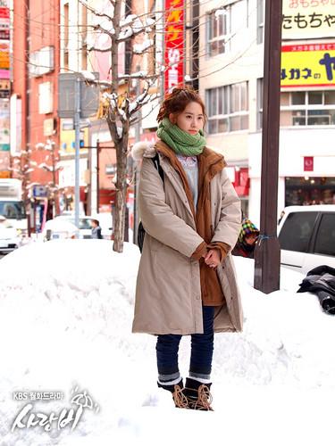 Yoona @ Amore Rain
