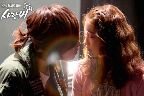 Yoona @ l'amour Rain
