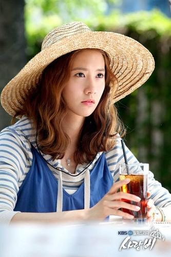 Yoona @ pag-ibig Rain