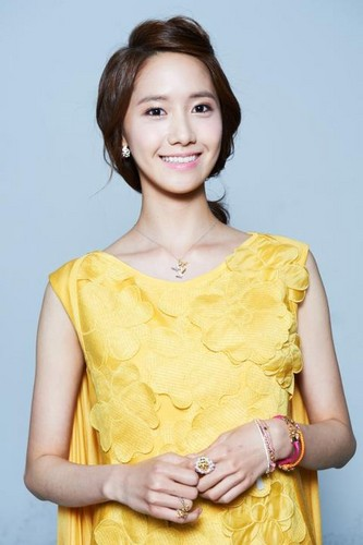 Im yoonA fond d'écran containing a blouse, a sundress, and a chemise titled Yoona @ l'amour Rain