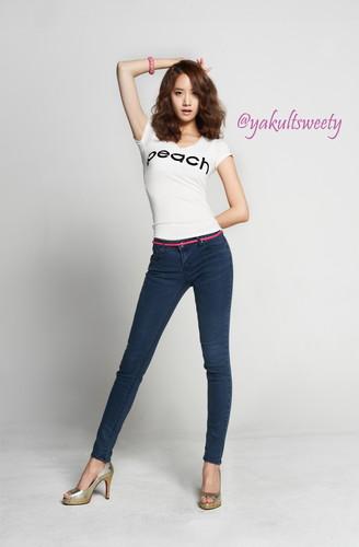 Yoona @ Yakult