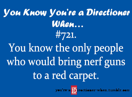 You Know You're A Directioner When... - one-direction Photo