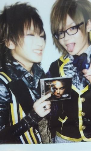 Yugiri and Nao