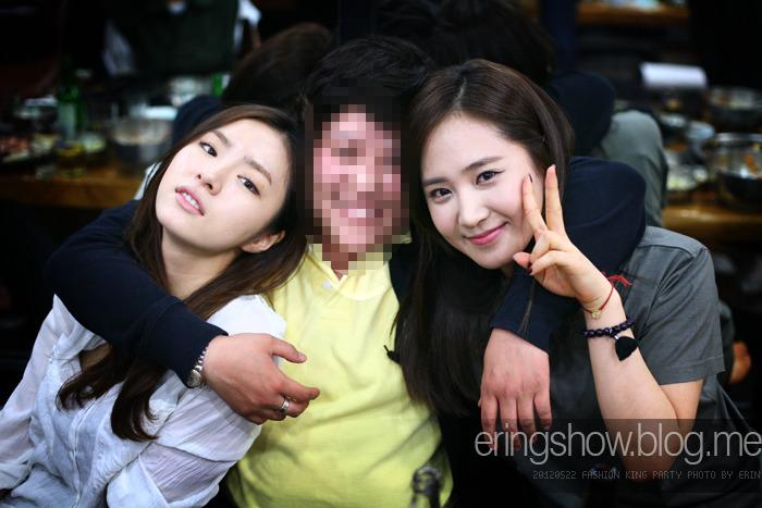 Yuri @ Fashion King Farewell Party