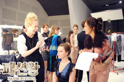 Yuri @ SBS Fashion King Official Picture