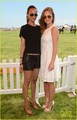 Zoe Saldana & Minka Kelly: Veuve Clicquot Polo Classic! - zoe-saldana photo
