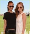 Zoe Saldana & Minka Kelly: Veuve Clicquot Polo Classic!