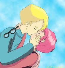 aelita is in to jermey