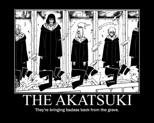 Akatsuki motivation