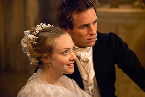 amanda seyfried in ''les miserables''