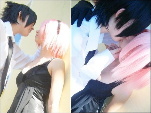 anime kissing - 11brokenangel Photo