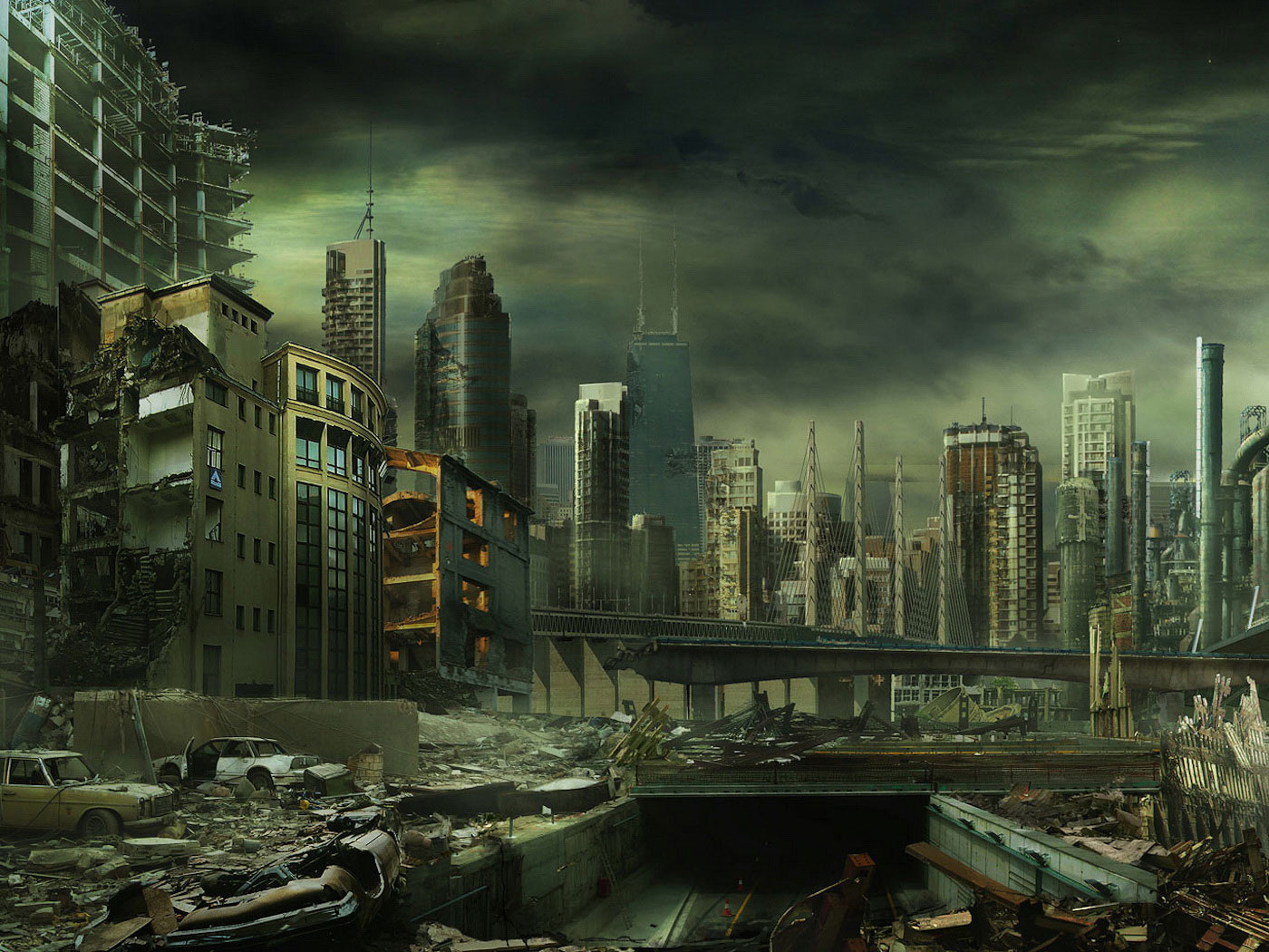 Doomsday Destruction Images Apocalypse HD Wallpaper And Background Photos
