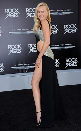 at the 'Rock of Ages' Premiere