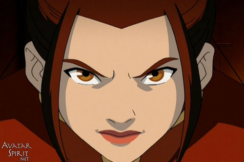 azula 2nd appearence