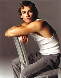 beautiful ian somerhalder