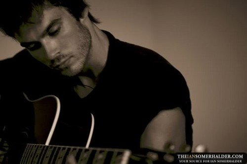 beautiful ian somerhalder - ian-somerhalder Fan Art