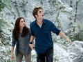 edward-and-bella - bella and Edward wallpaper