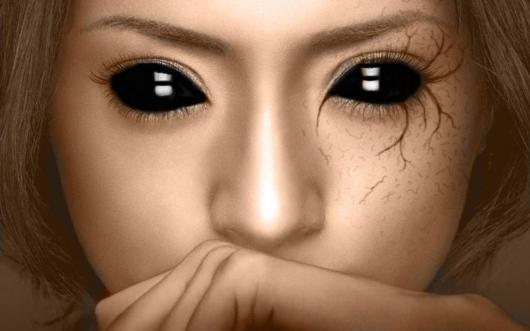 Paranormal Witness Images Black Eyed Girl Wallpaper And Background Photos
