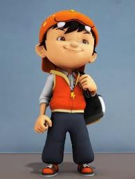 Boboiboy achtergrond possibly containing an outerwear, a well dressed person, and flannel entitled boboiboy 2
