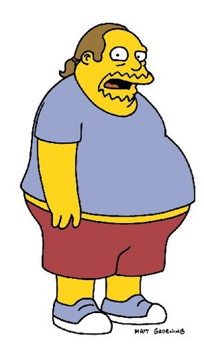 comic book guy the ultimate
