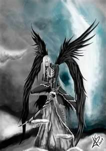 Dark Anime Images Dark Angel Wallpaper And Background Photos 31004242