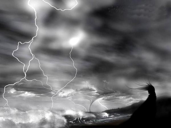 Dark Tornado Darkness Dark Tornado