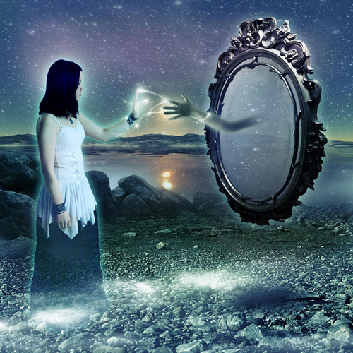dream mirror - dreams-can-come-true Photo