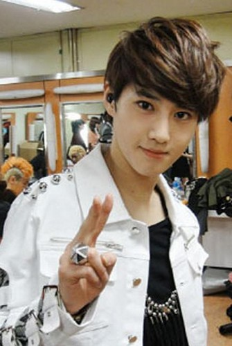 exo-k leader Suho