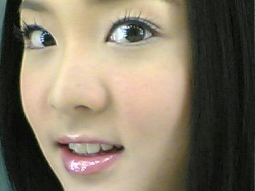 DARA 2NE1 wallpaper with a portrait called eyes1