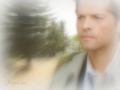castiel - forgive me wallpaper