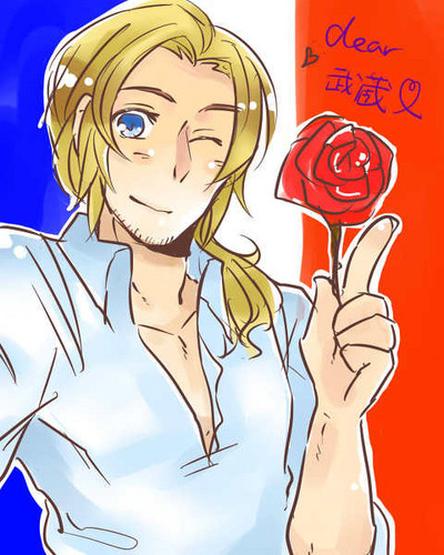france - hetalia-france Photo