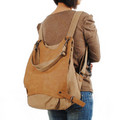 girls canvas backpack