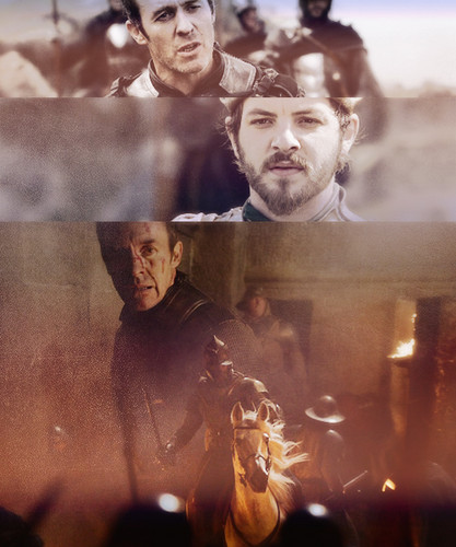 Renly & Stannis