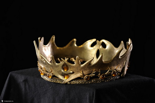 Robert&#39;s Crown - game-of-thrones Photo