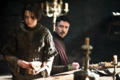 Arya Stark & Petyr Baelish - game-of-thrones photo