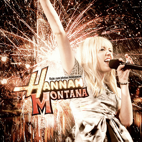 Hannah Montana Forever wallpaper called hanamontana