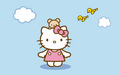 hello kitty cute - hello-kitty wallpaper