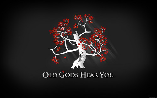 Old gods hear Ты