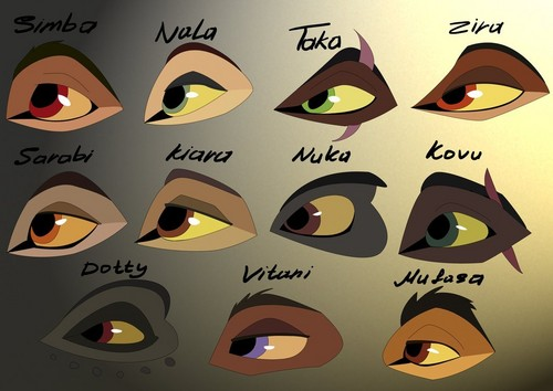 the lion king wallpaper titled lion king eyes