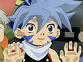 little Kai♥  - kai-hiwatari-beyblade photo