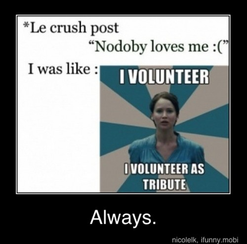 lol - the-hunger-games Photo