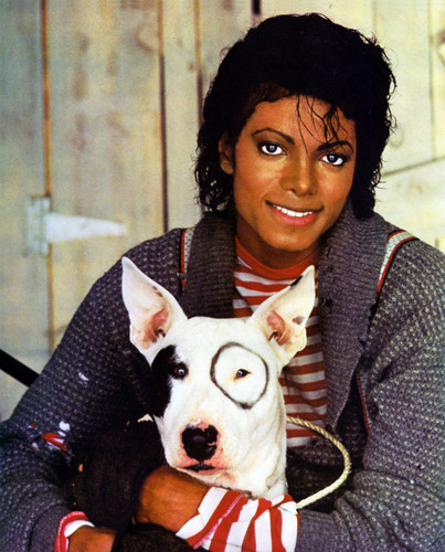 michael and his animais