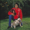 michael and his animals - michael-jackson photo